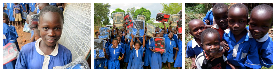 uganda collage